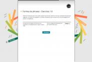 Ressource Externe : Formes de phrases – Exercices 1.8